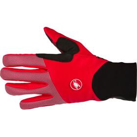 Castelli Scalda Elite Gloves red